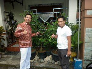 bersama Pak Agus Piranha mas