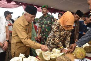 durian mendunia