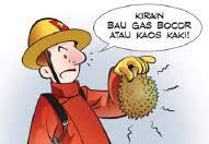 bau durian